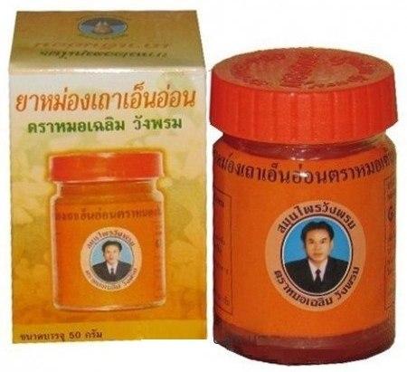 Тайские мази и бальзамы описание