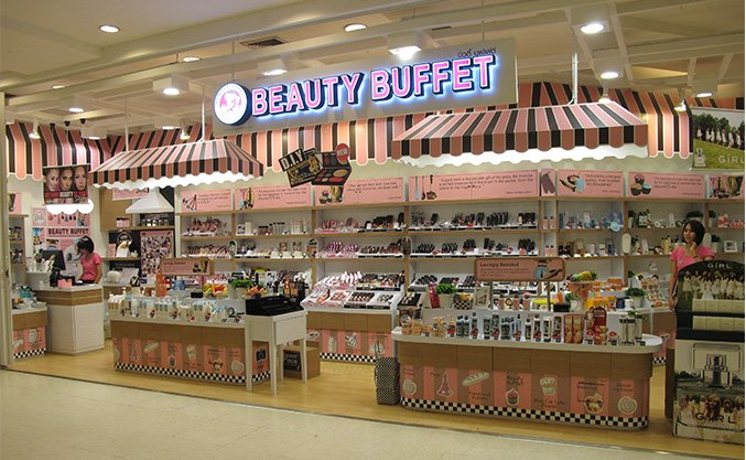 Beauty Buffet на пхукете