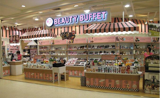 Beauty Buffet на пхукете