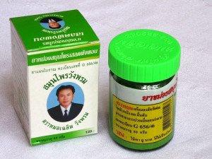 Тайский зеленый бальзам