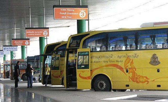 автовокзал Bus Terminal 2