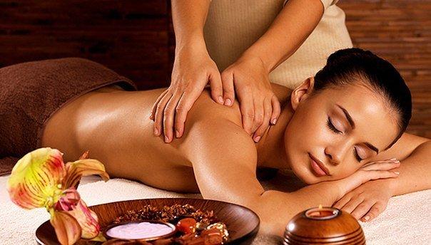 Тайский массаж для женщин в тайланде