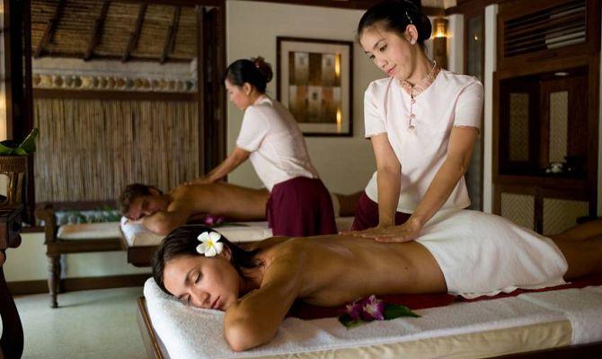 Тайский массаж в тайланде сколько стоит