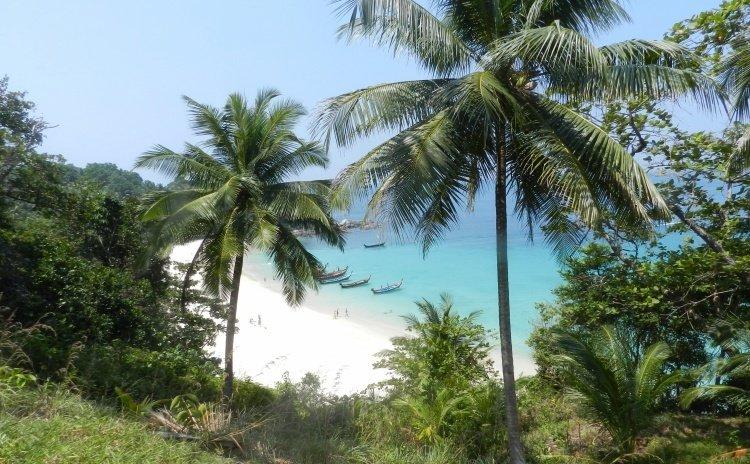 Пляж Фридом на Пхукете