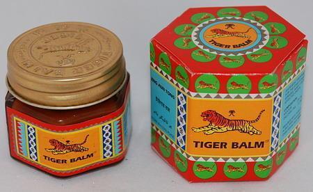 Tiger мазь