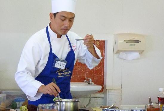 Школа тайской кухни