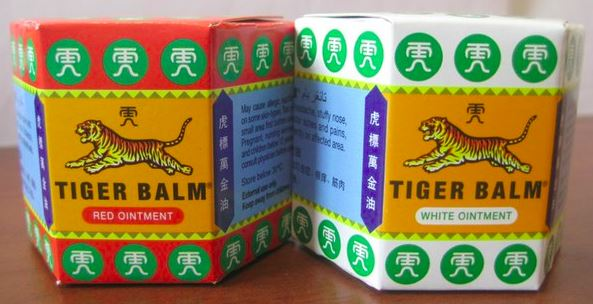 Купить красный тигровый бальзам (tiger balm red ointment).