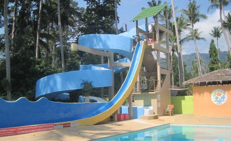 аквапарк на самуи