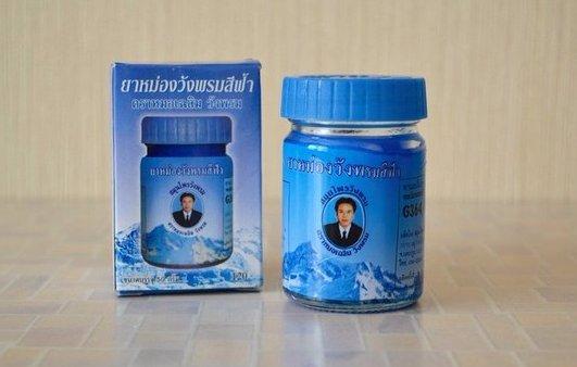синий бальзам от варикоза из тайланда отзывы