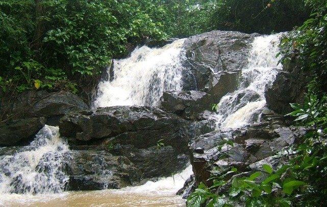 Водопад Ао Йон
