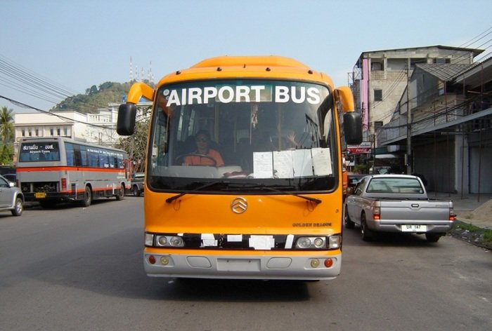 Транспорт на Пхукете