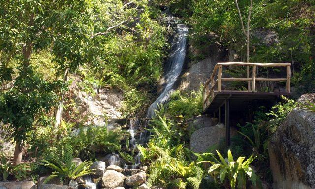 Водопад Siva Tara