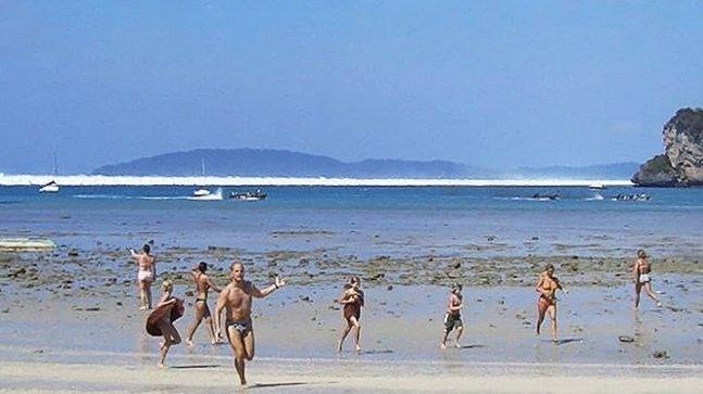 Цунами в Тайланде в 2004 году