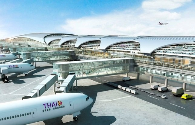 аэропорты Таиланда