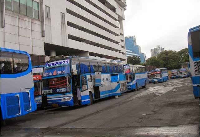 Как добраться из Бангкока до Ко Чанга