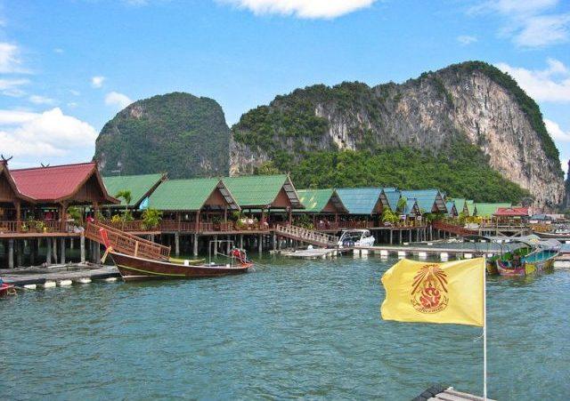Экскурсия на остров джеймса бонда в тайланде