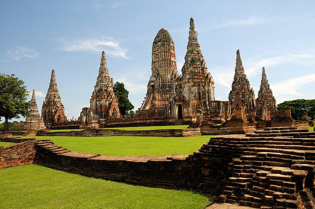 Самые красивые места Тайланда
