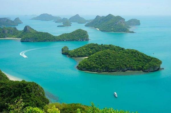 национальный парк Ко Анг Тхонг