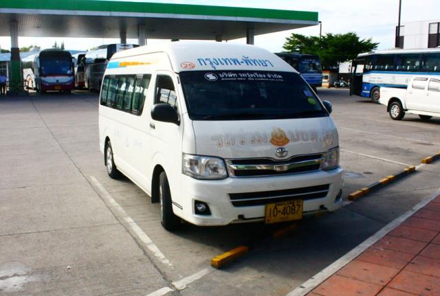 Как добраться из Бангкока до Паттайи
