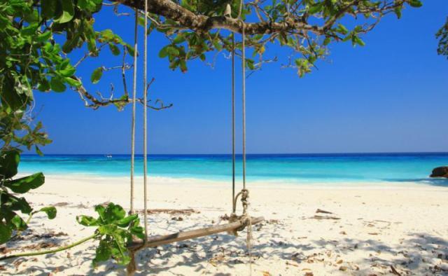 Остров Тачай в Тайланде