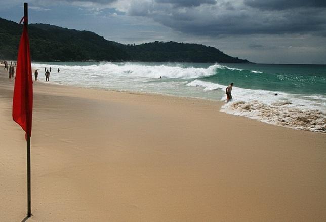 Пляжи Таиланда в мае