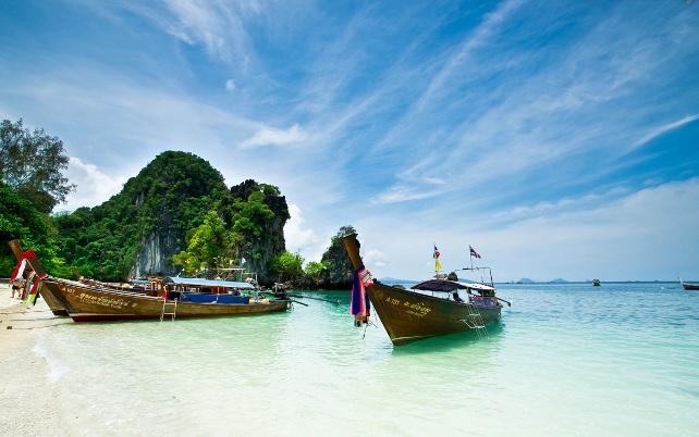 Погода в Тайланде в апреле
