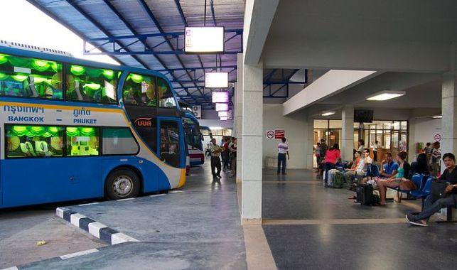 Автовокзалы Бангкока