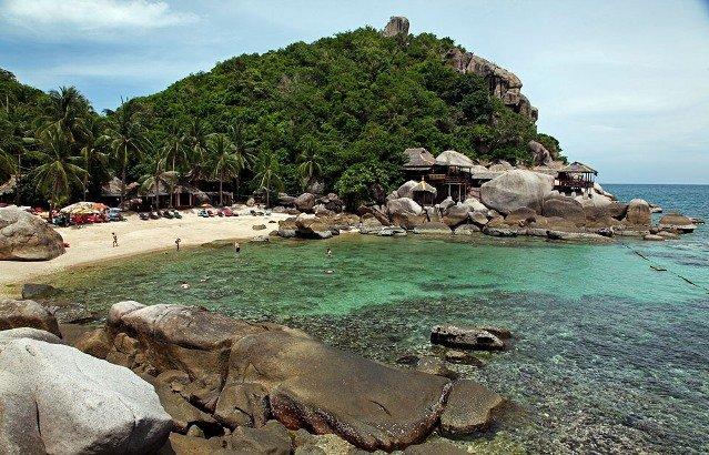 Пляж Jansom Bay