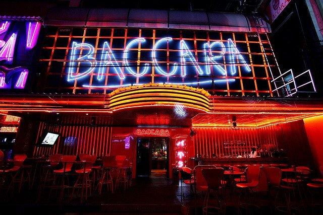Ночной клуб Baccara в Бангкоке