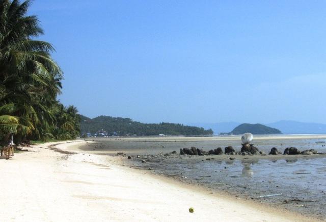 Пляж Вок Тум на Пангане