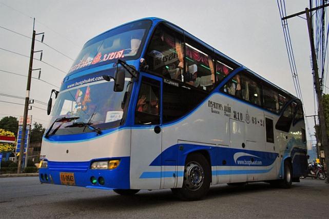 Как добраться из Пхукета на Панган