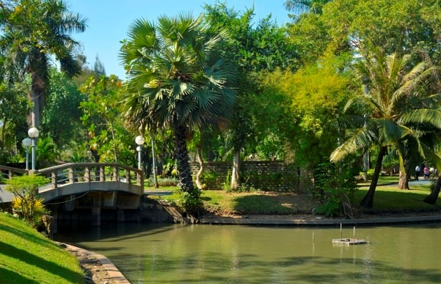 Люмпини парк бангкок как добраться