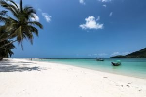 Пляжи Пангана