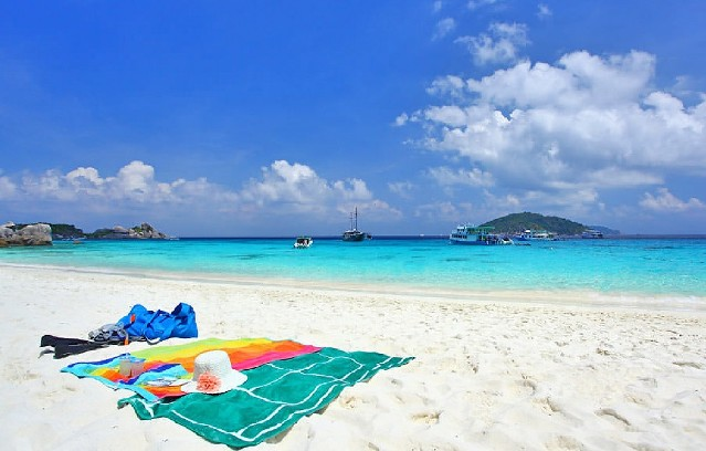 Пляжи Тайланда в сентябре