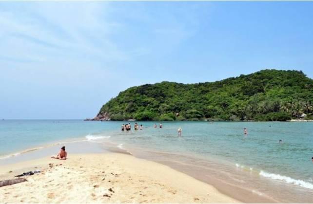Пляж Мае Хад на Пангане