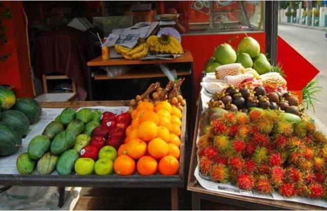 Фруктовые рынки Самуи