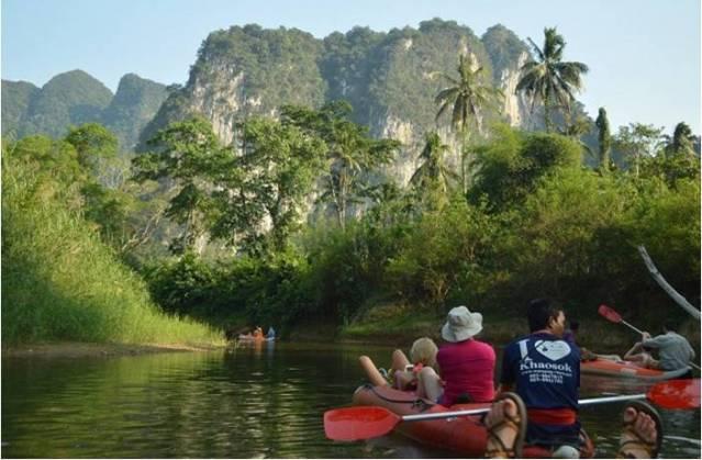 Национальный парк Као Сок