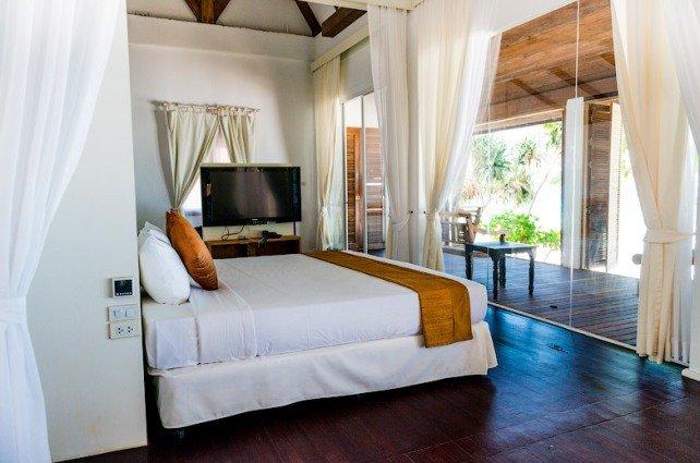 Остров Майтон отель