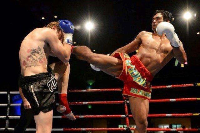 Тайский бокс в Тайланде