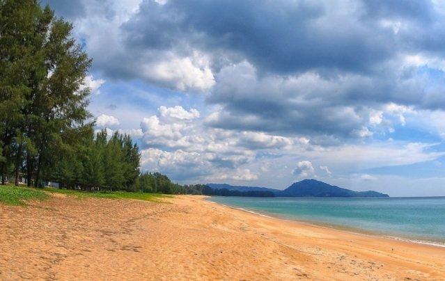 Погода в Тайланде в октябре