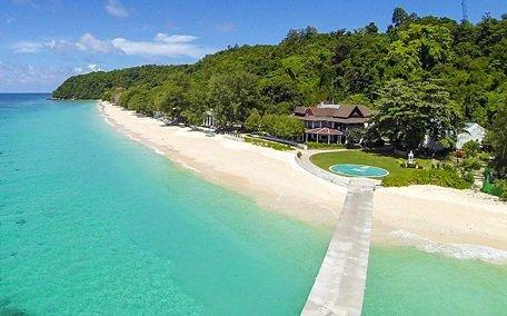Остров Майтон в Таиланде