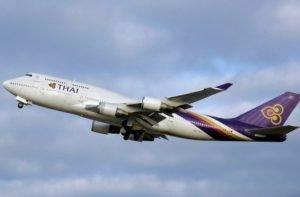 Самолет в Тайланде