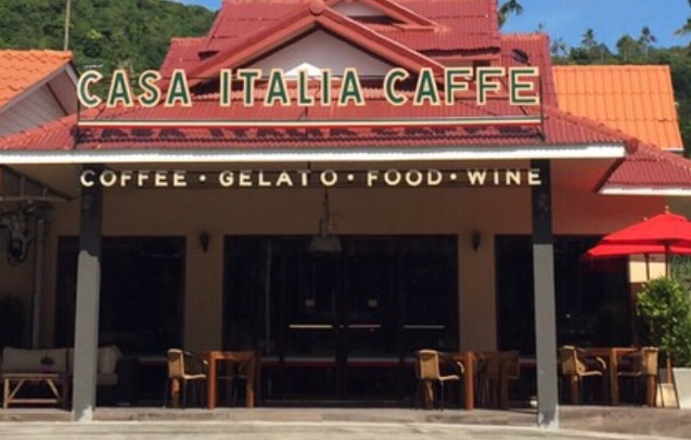 Ресторан Casa Italia на Самуи