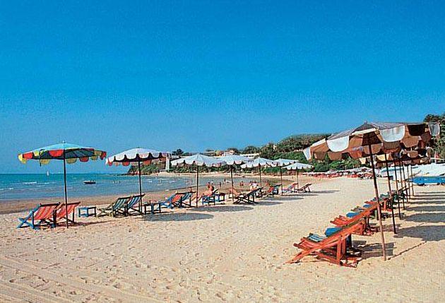 Пляжи рядом с Бангкоком