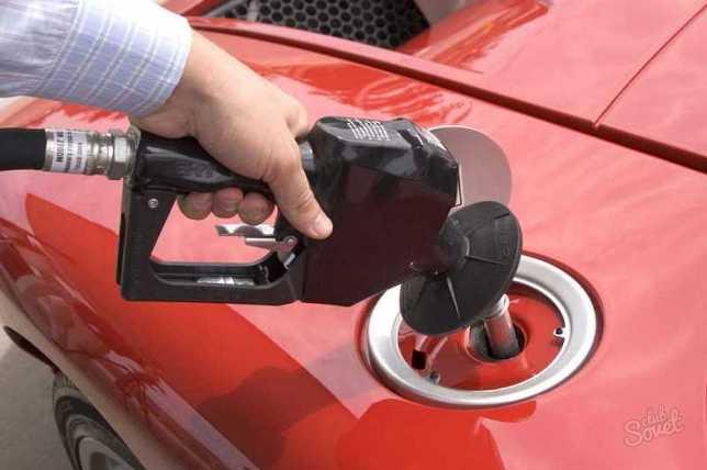 Бензин в Тайланде