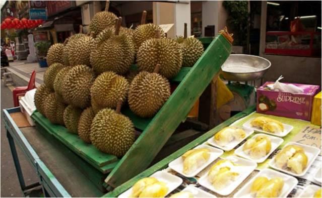 Выбор дуриана