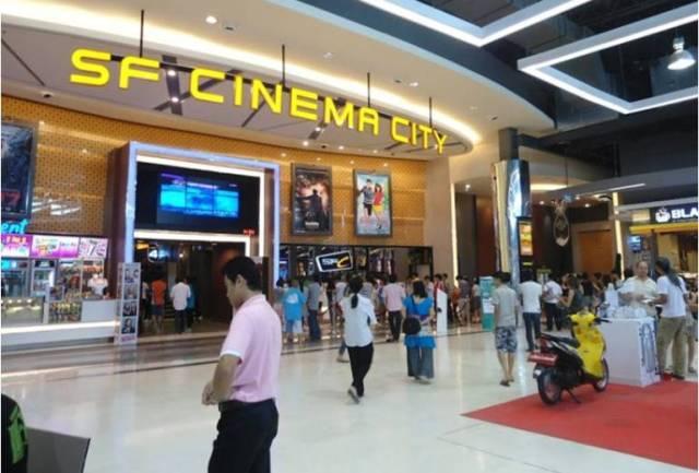 Кинотеатр на Пхукете