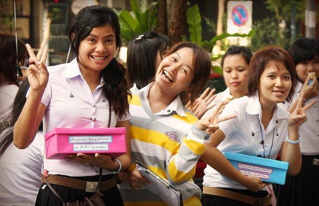 На каком языке говорят в таиланде
