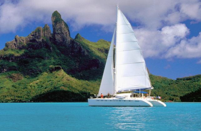 Как арендовать яхту на Пхукете