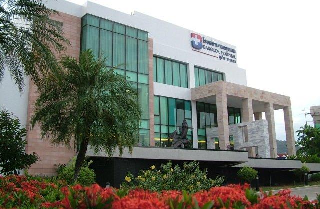Bangkok Hospital Phuket